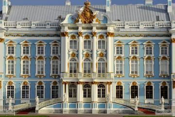 St Petersburg Private Imperial Residences Day Trip to Peterhof and Catherine Palace by Car