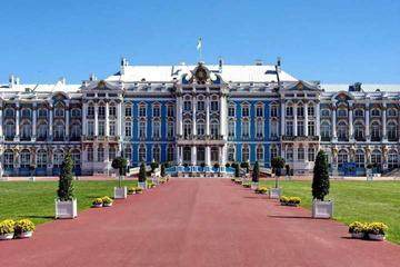 St Petersburg Private Tour of Catherine Palace and Park in Tsarskoe Selo