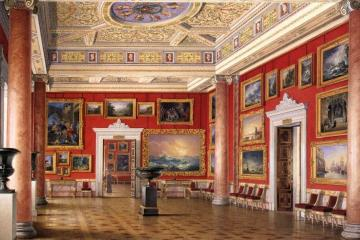 Private tour: The Hermitage Museum and 3-course Traditional Russian Lunch with Russian Vodka