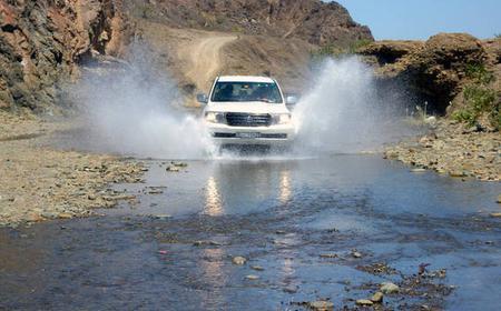 Dubai: Hatta 4WD Mountain Safari with Lunch