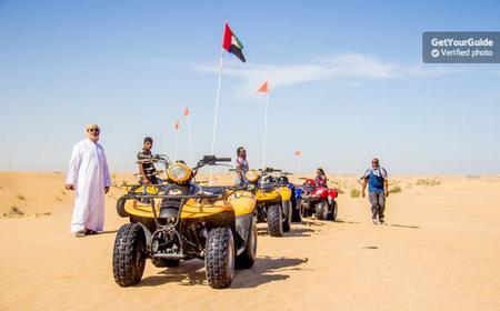 Dubai Quad Bike (ATV) Safari