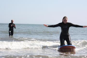 2-Hour Private Surfing Lesson For Up To Five People in Scarborough