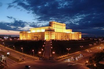 Full-Day Private Tour of Bucharest and Mogosoaia Palace