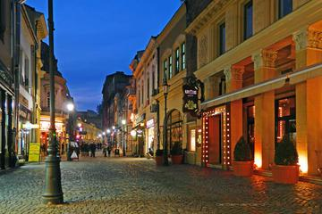 Transfer from Brasov to Bucharest with Hotel Pick-up