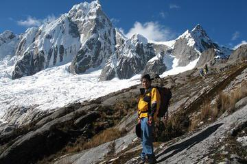 4-Day Santa Cruz Trek from Huaraz