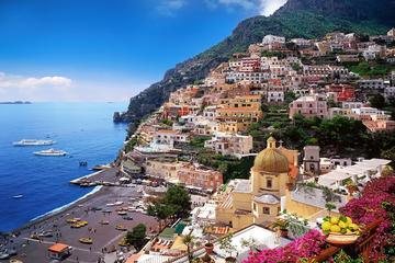 Amalfi Coast Experience: Small group tour from Sorrento