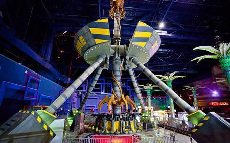 Dubai SEGA Republic Indoor Park: Full-Day Platinum Pass