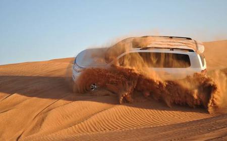 Dubai: Dune Bashing and Quad Bike Adventure Tour