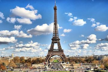 Paris City half-day Tour with a Private Driver