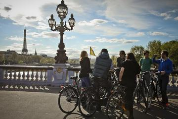 Paris 3-hour Sightseeing Bike Tour