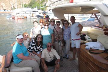 Amalfi Coast Boat Experience: Sorrento to Positano, Li Galli, Rotonda and Castelletto