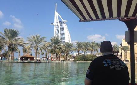 Dubai Full-Day Tour with Visit to Burj Khalifa & Dinner