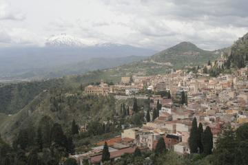 8-Day Independent Mt Etna and Taormina Bike Tour