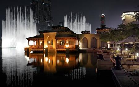 Dubai: Downtown Delights with Dinner