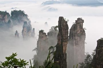 Private 4-day Zhangjiajie Tour With Enshi Grand Canyon and Tianmen Mountain
