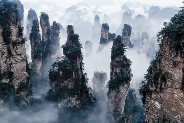 Private 5-Day Tour Combo Package: Zhangjiajie Exploration Including Tianmen Mountain and Fenghuang