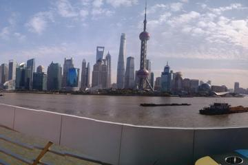 Private Day Tour: Shanghai City Sightseeing of the Bund and Yuyuan Garden