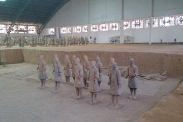Xi'an Exploration Tour: Comparison of Warriors in Qin and Han Dynasty