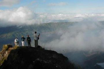 Amazing Sunrise Trekking at Mount Batur
