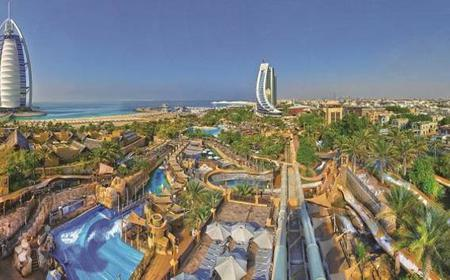 Wild Wadi Water Park Day Ticket with Private Transfer