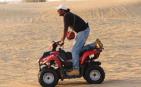 Half-Day Quad Bike Safari from Dubai