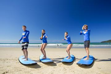 Learn to Surf at Surfers Paradise