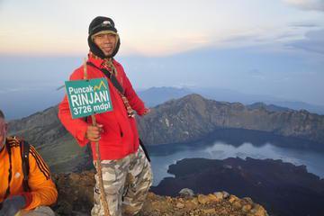 3-Day Mt Rinjani Trekking Tour from Lombok