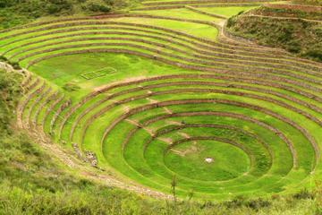 Maras, Moray and Chinchero Private Day Trip from Cusco