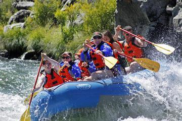 Deschutes River Rafting - Full Day Adventure