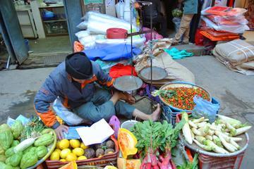 Local Bazaar Walking Tour in Kathmandu