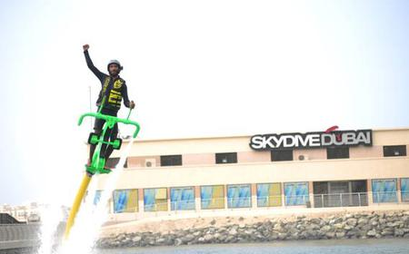Dubai Water Flybike Experience