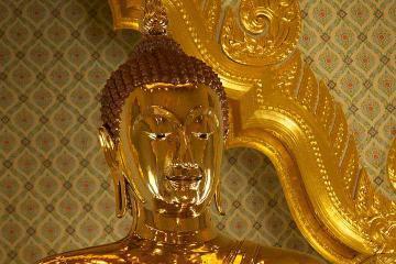 Bangkok City and Temples Tour