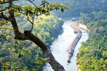 2-Day Hell Fire Pass and Death Railway Tour from Bangkok
