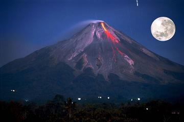 Mount Merapi Small-Group Sunrise Climb from Yogyakarta