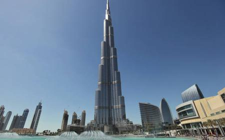 Full-Day Dubai City Tour With Burj Khalifa Ticket
