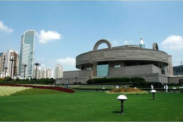 Private Tour in Shanghai: Shanghai Museum and Shanghai Urban Planning Exhibition Center