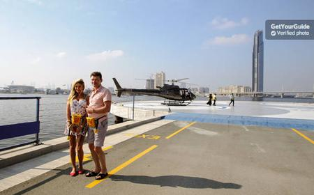 Dubai: 12-Minute Aerial Tour by Helicopter