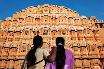 4-Day Private Tour of Delhi  Agra Taj Mahal and Jaipur including Fatehpur Sikri from Delhi
