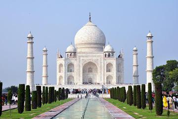 5-Day Private Golden Triangle Tour Delhi Taj Mahal Agra Jaipur from Delhi