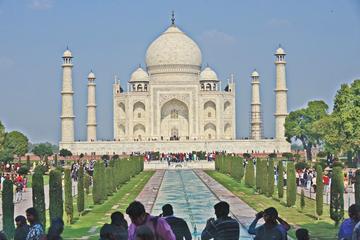 6-Day Private Golden Triangle Tour Delhi Taj Mahal Agra Jaipur from Delhi