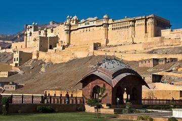 3-Day Private Train Tour of Delhi Taj Mahal Agra and Jaipur from Delhi