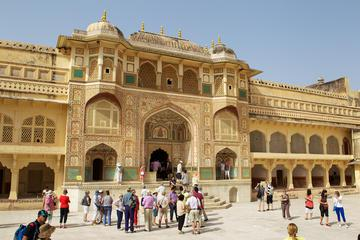 Private Jaipur Day Trip from Delhi with Elephant Ride