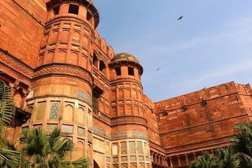 Private 3-Day Taj Mahal, Agra and Delhi Tour from Goa