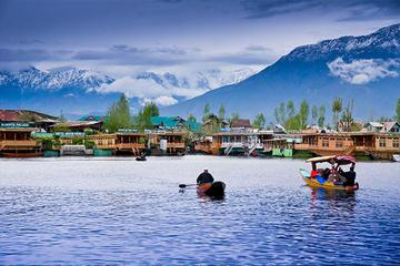 Private 6-Day Kashmir and Golden Triangle Tour from Delhi
