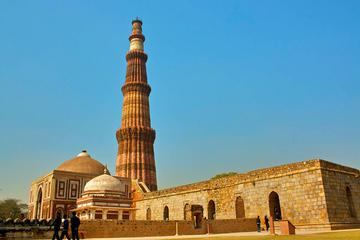 Full-Day Private Guided Tour of Old and New Delhi City