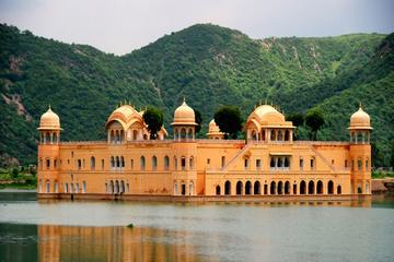 Private Tour: Complete Jaipur Sightseeing with Elephant ride and Monument Entrance Fees