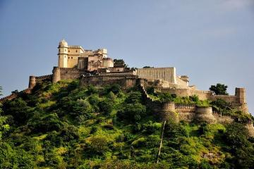 Overnight Private Tour to Kumbhalgarh from Udaipur