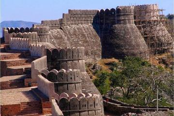 Private Day Tour of Kumbhalgarh from Udaipur