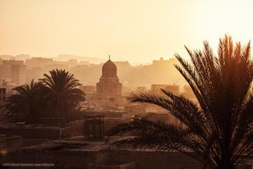 Private Half-Day Tour to the City of the Dead and the Alabaster Mosque inside the Citadel in Cairo