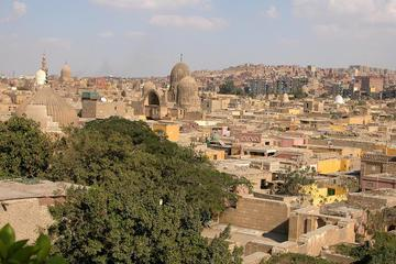 Private Half-Day Tour to City of the Dead and Mosque of Ibn Tulun in Cairo